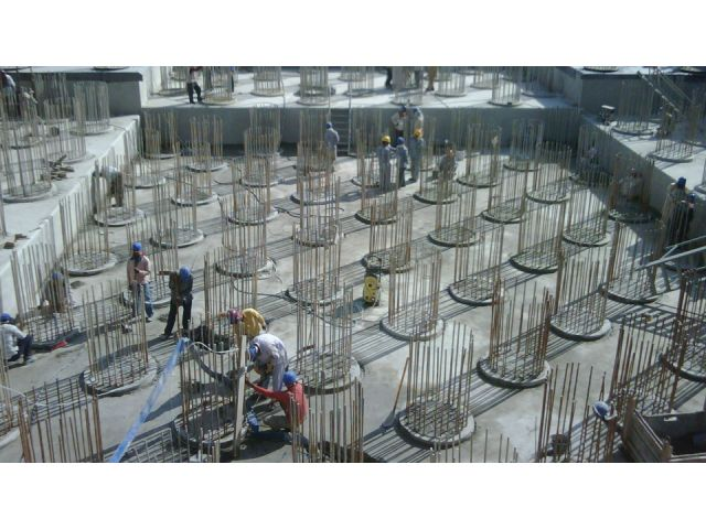 High performance solutions for foundation | Weber Middle East